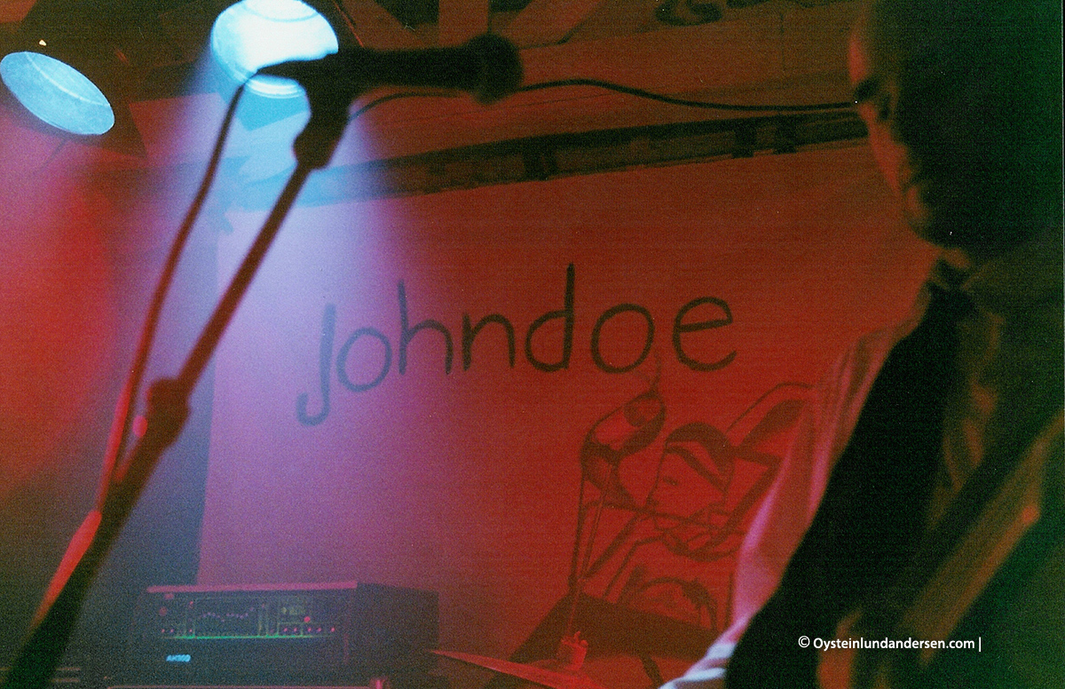John Doe Uffa Huset Trondheim 2001