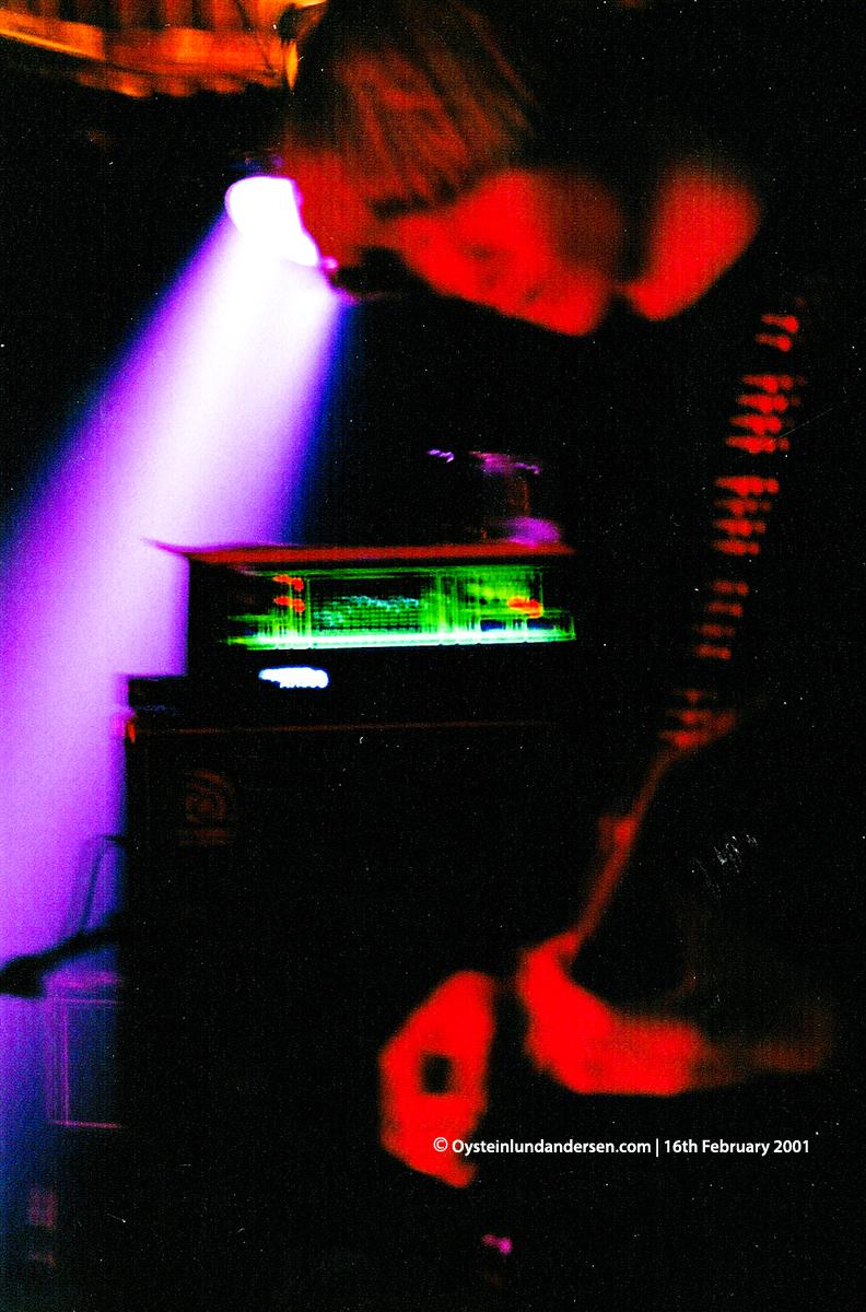 The Spectacle Uffa Huset Trondheim 2001