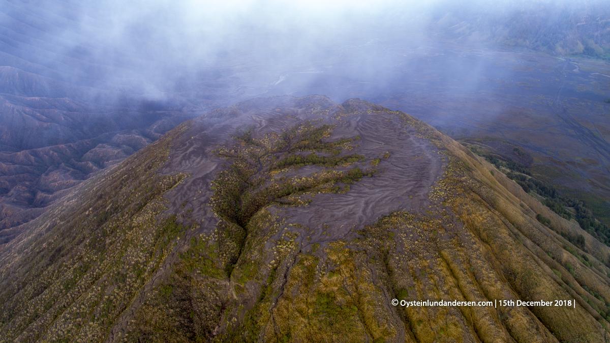Batok volcano Tengger Indonesia 2018