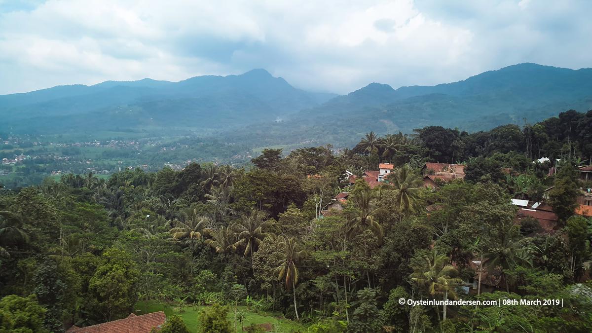 Gunung Cakrabuana Volcano Garut Indonesia