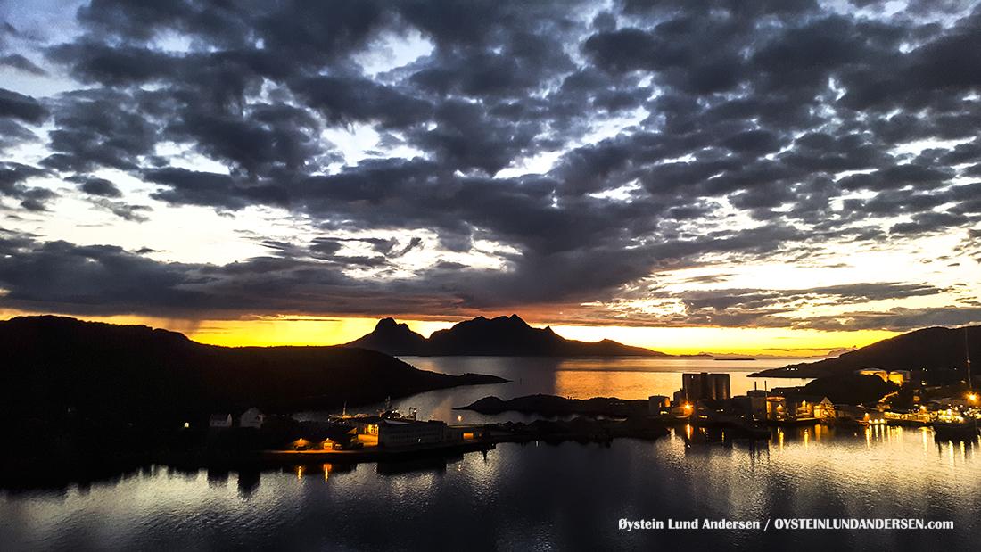 Midnightsun Landegode Bodø Bodoe Norway Øystein Lund Andersen 2016
