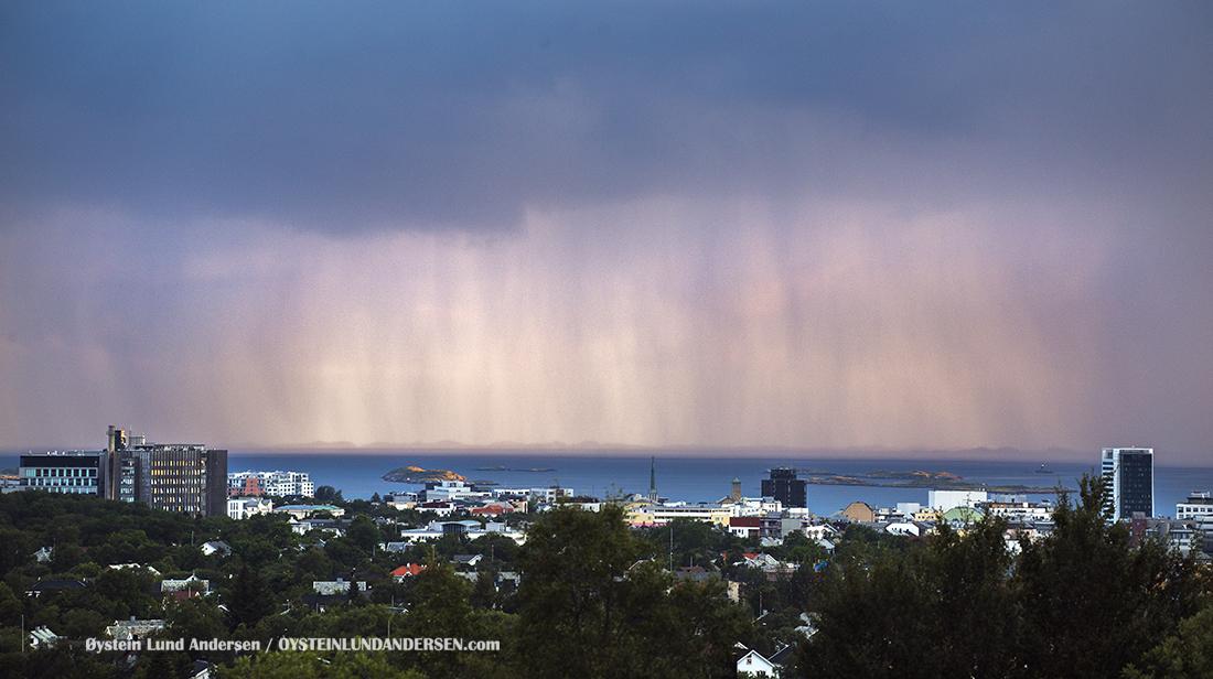 Rain City Bodø Bodoe Norway Øystein Lund Andersen 2016