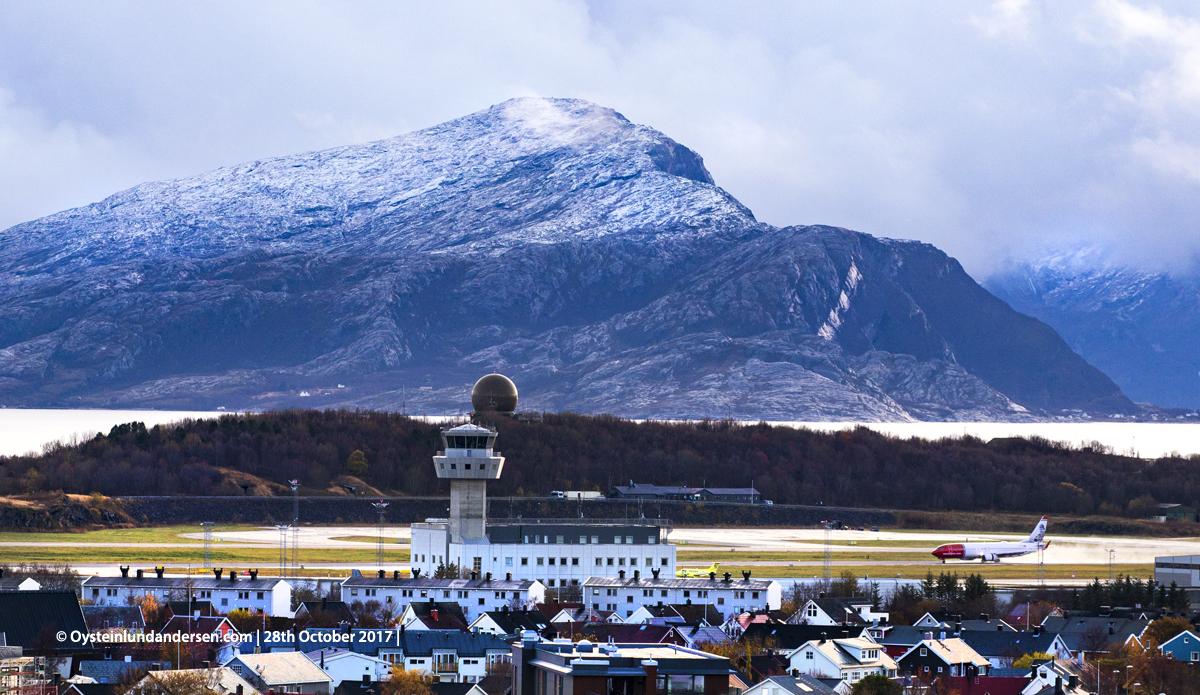 Bodø Norway north-norway nordland 2017 winter