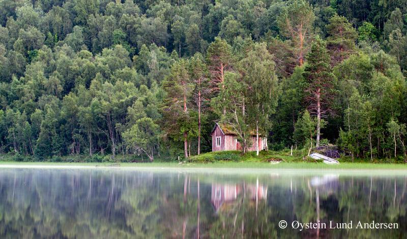 Garsvannet lake, Breivika, Bodø, Bodoe, Fishing, fiske