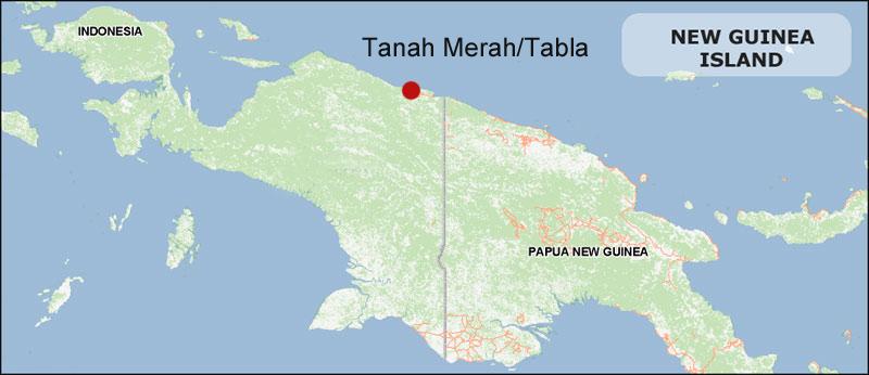 Depapre_Tabla_Tanah-Merah_Map