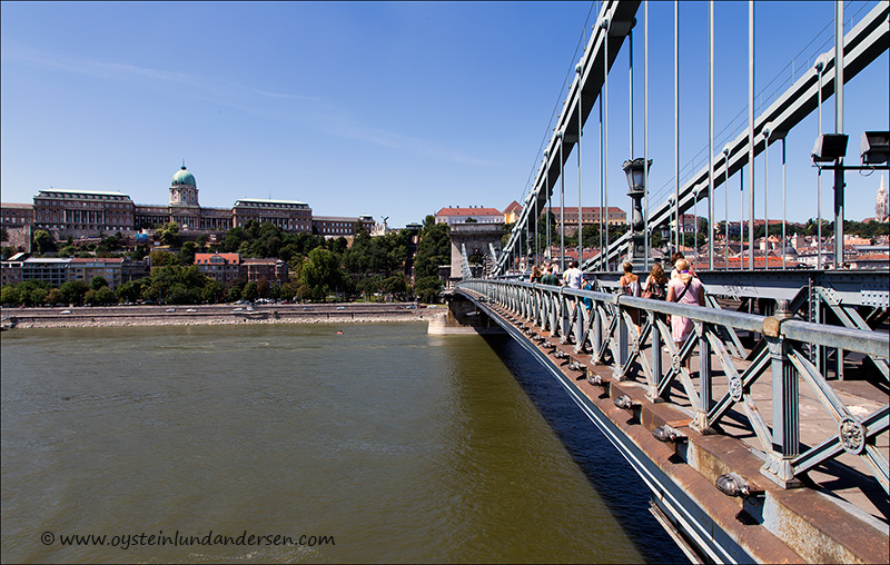 8. Bridge over Danube river.