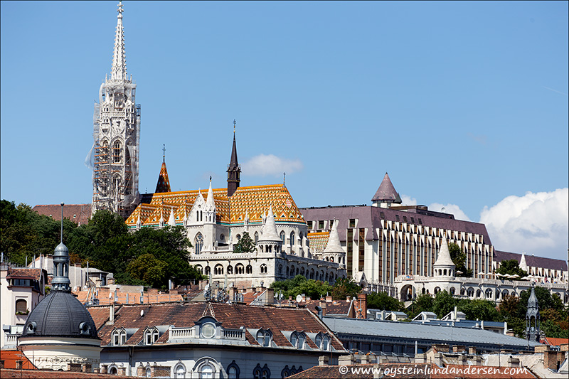 9. Matthias Church.