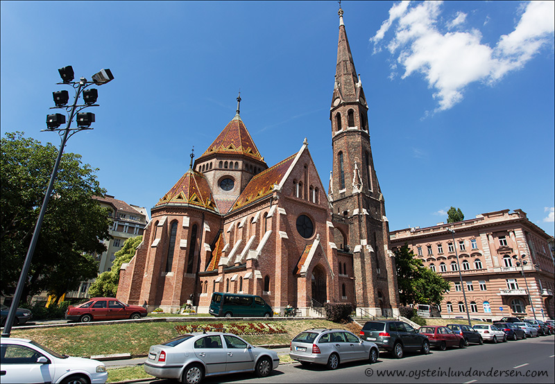 11. 19th Century Buda Reformed Church.