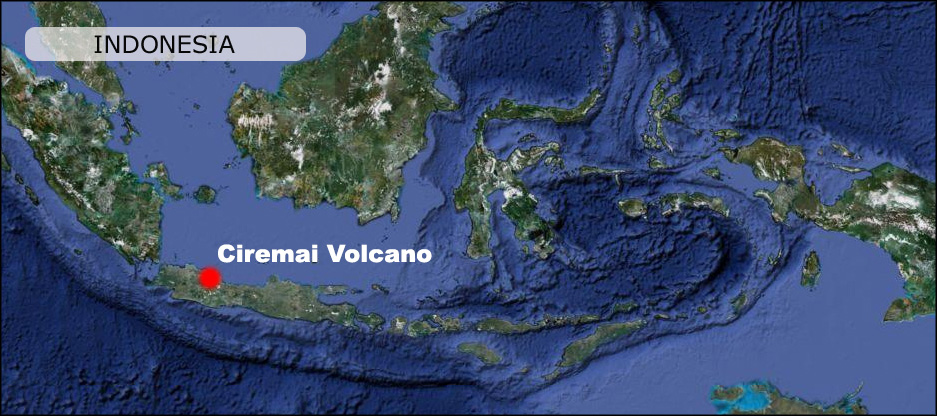 Indonesia_Ciremai-Volcano-map