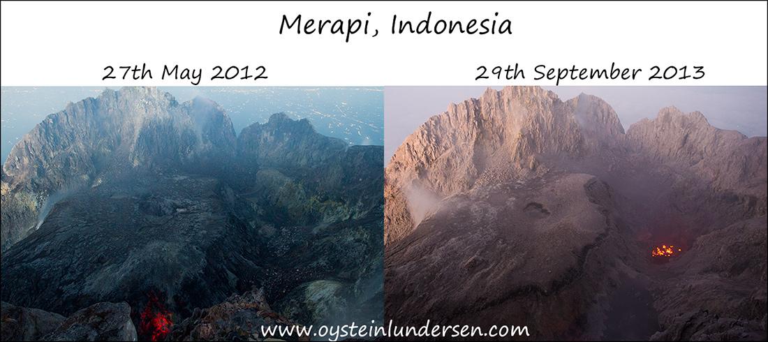 Merapi-volcano-lava-dome-comparison2012-2013-(2887-3634)
