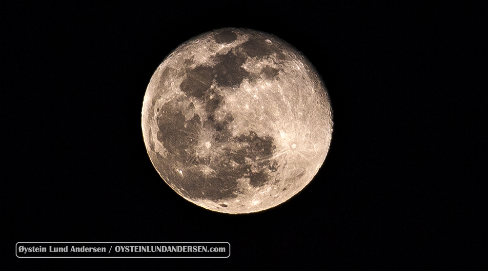 Moon Full moon Bromo Indonesia 2015 close up