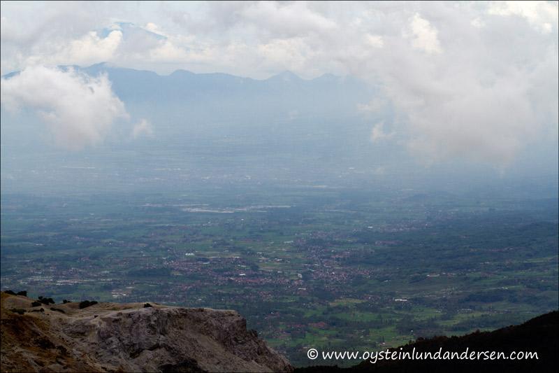 Papandayan 2012 volcano