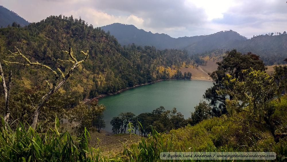 Lake Ranu Kombolo