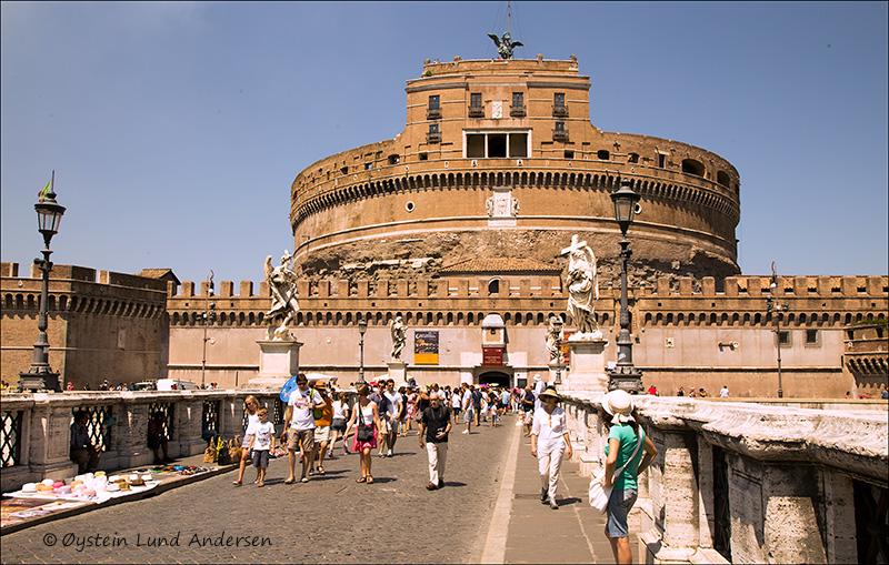 3. Castel Sant'Angelo.