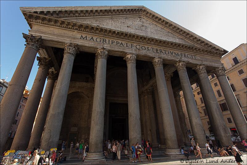 15. Pantheon.