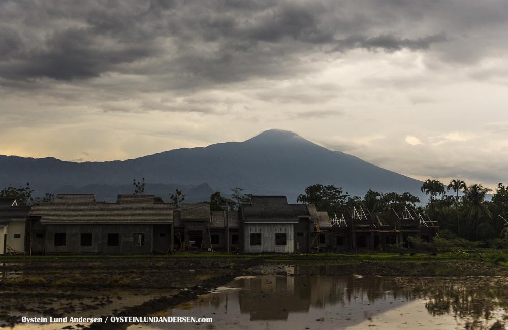Slamet Volcano November 2015