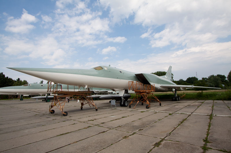 The Tupolev Tu-22M Kiev Ukraine