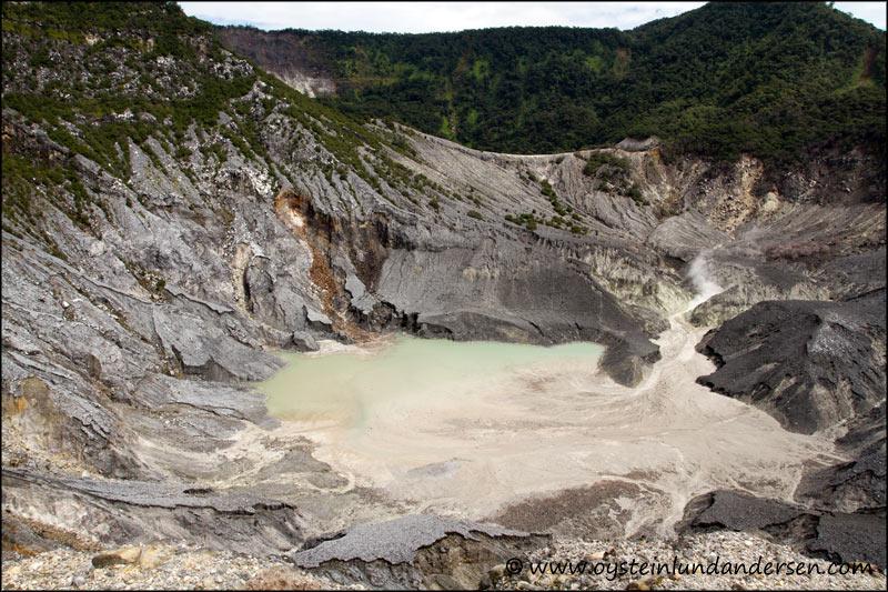 Ratu Crater (1th May 2012)