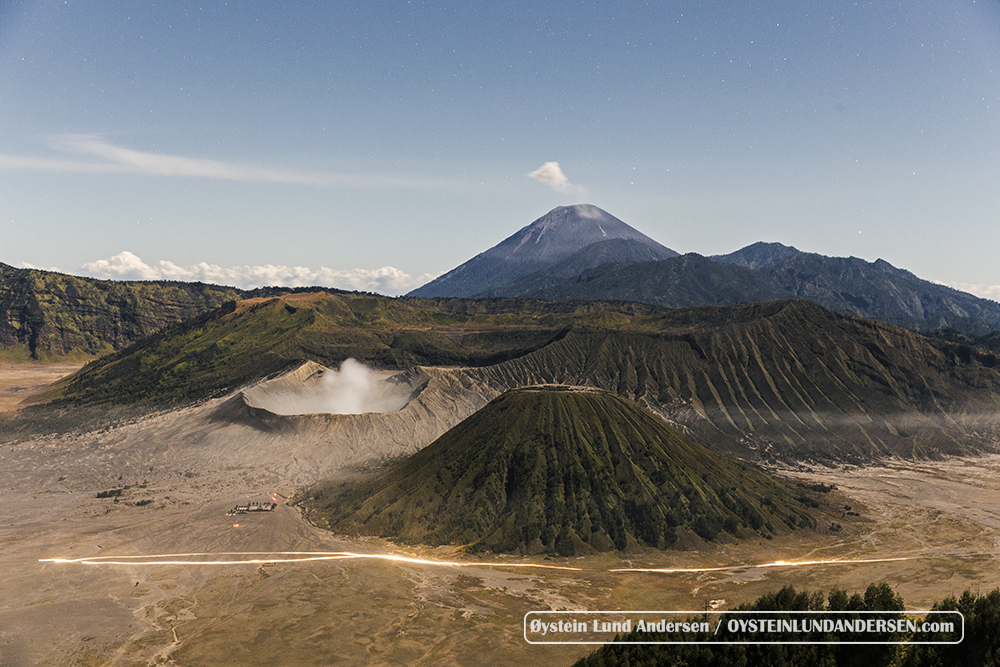 Bromo Tengger Volcano July 2015