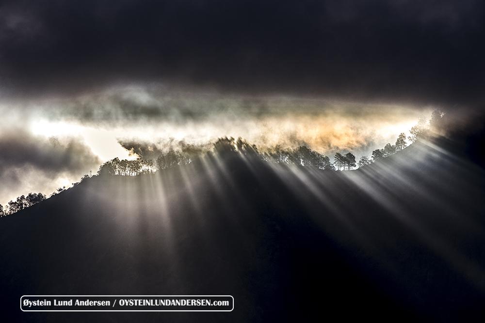 Bromo Tengger Volcano Indonesia July 2015