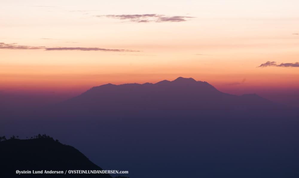 Argopura Mountain November-2015 Indonesia