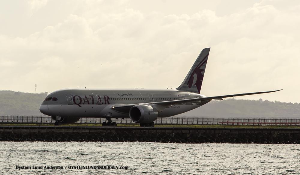 Qatar Airways - Boeing 787-8 Dreamliner