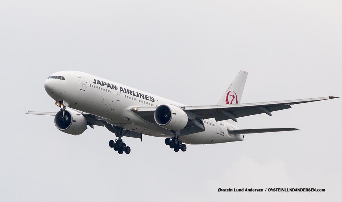 Jakarta Indonesia Japan Airlines - Boeing 777-200ER (JA707J)