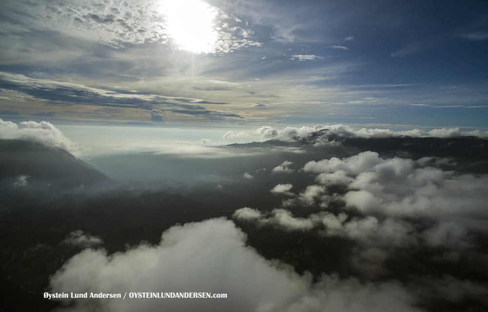 volcano Indonesia Dji Phantom Aerial photography Bromo Tengger Caldera