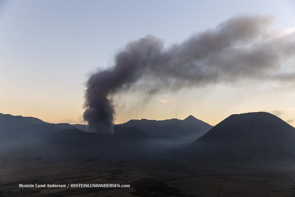 Bromo Eruption 2016 Tengger Indonesia Eruption Volcano May2016
