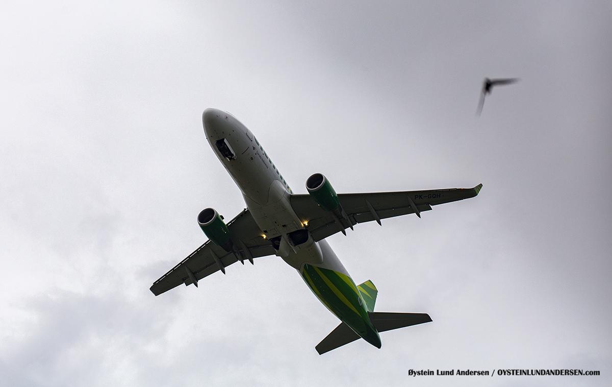 citylink airbus-320 pk-gqh Halim Airport HLP Jakarta Indonesia Spotting 2016