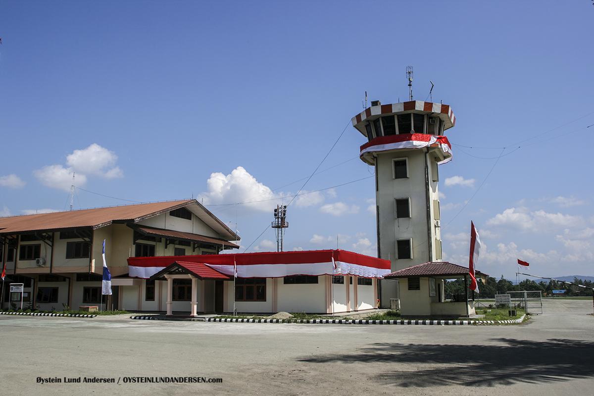 Sentani Airport Jayapura Papua ATC