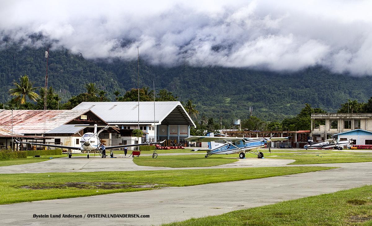 Sentani Airport Yayasi Jayapura Papua