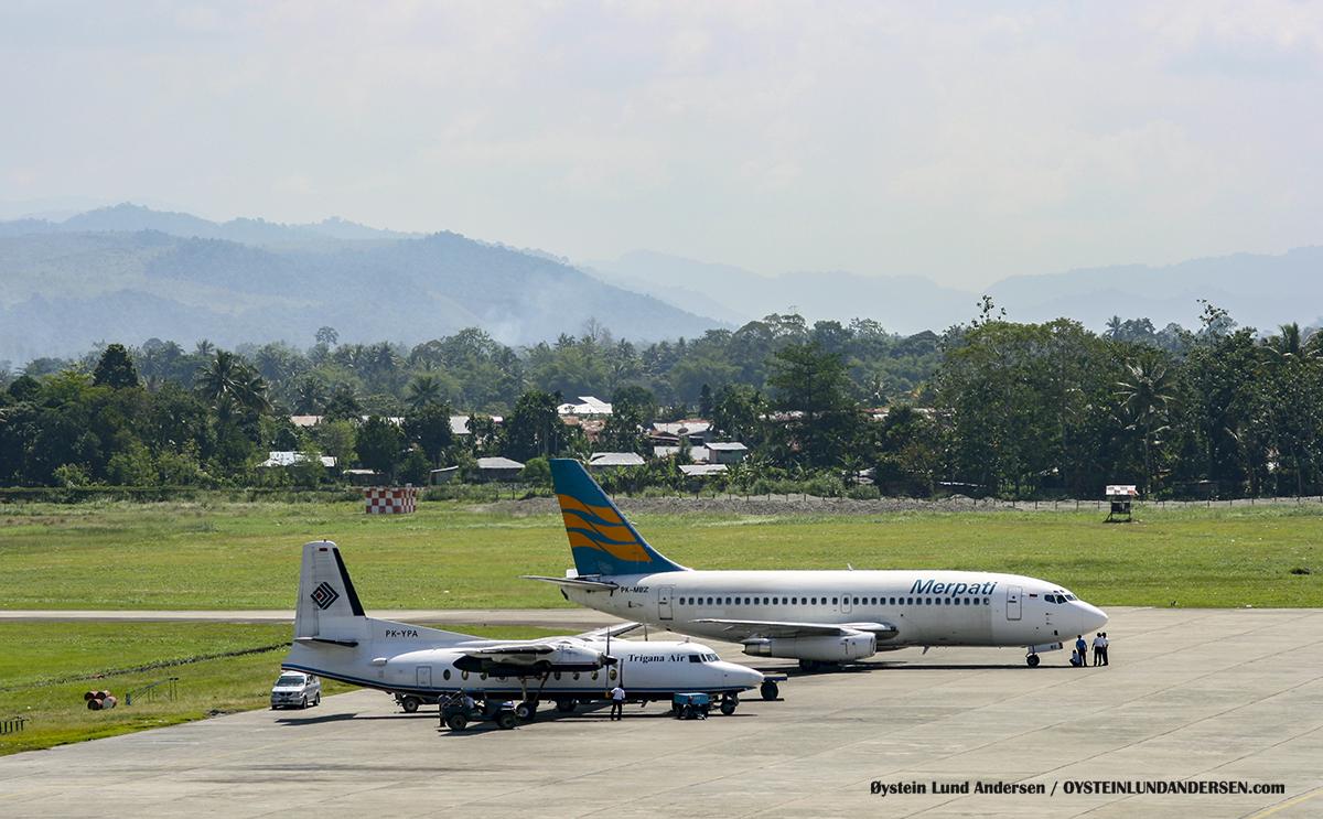 Sentani Airport Jayapura Papua