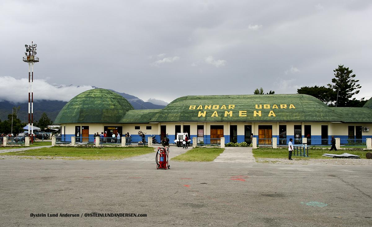 Passenger terminal 2010 Wamena airport papua new-guinea