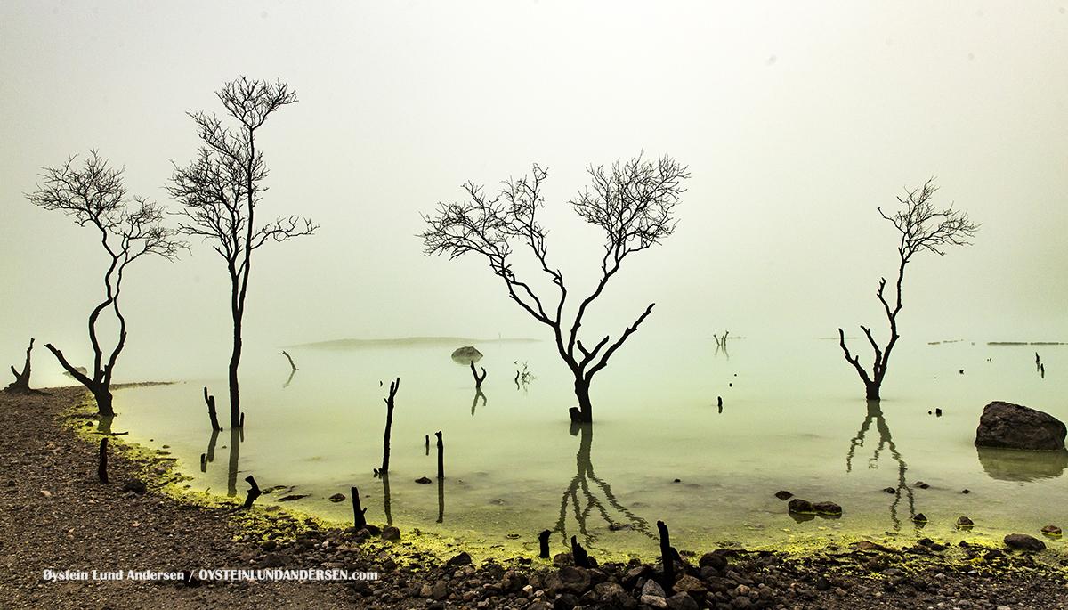 Patua Kawah Putih Bandung Volcano indonesia 2016 geology crater lake