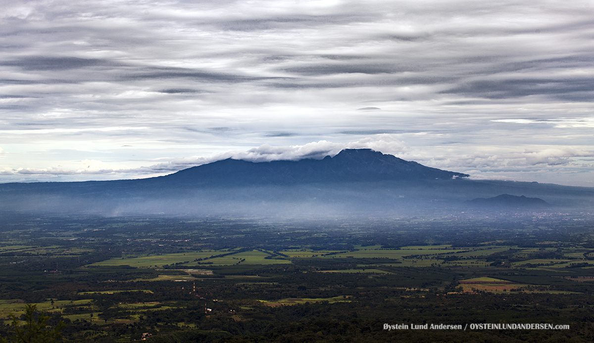 Ngliman Wilis Volcano Indonesia East-Java Gunung Mountain