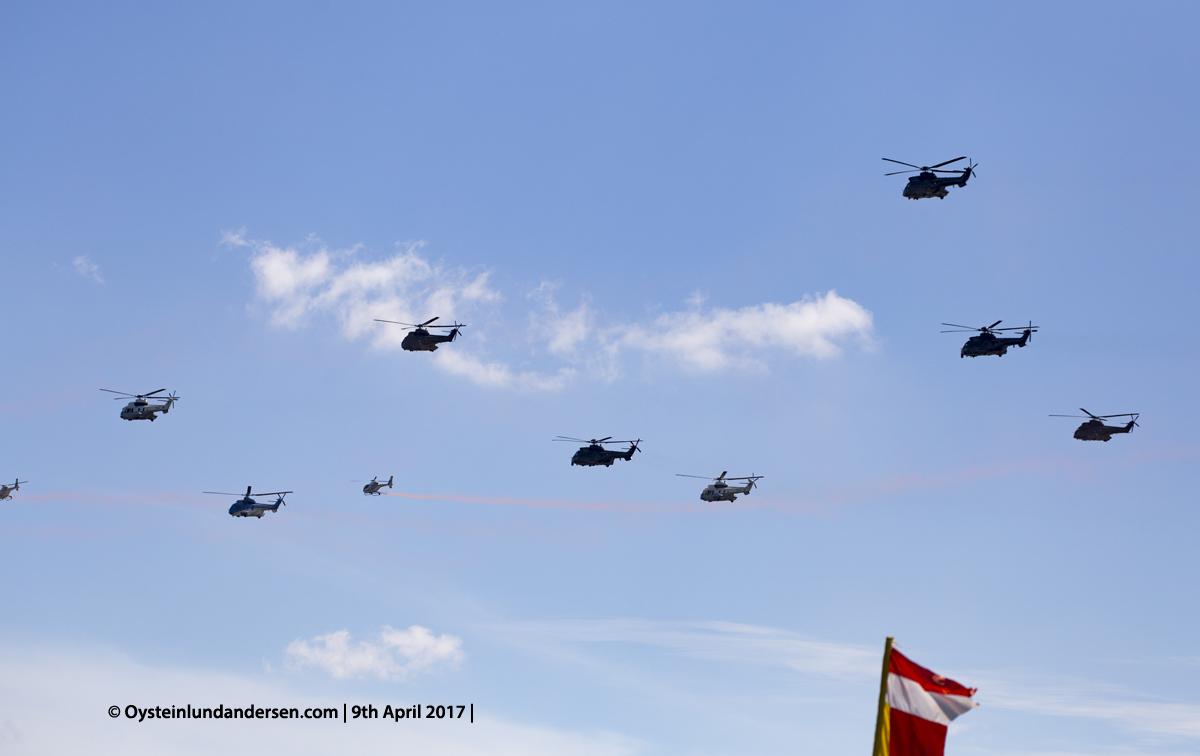 Indonesian Airforce TNI 2017 Halim Jakarta helicopters