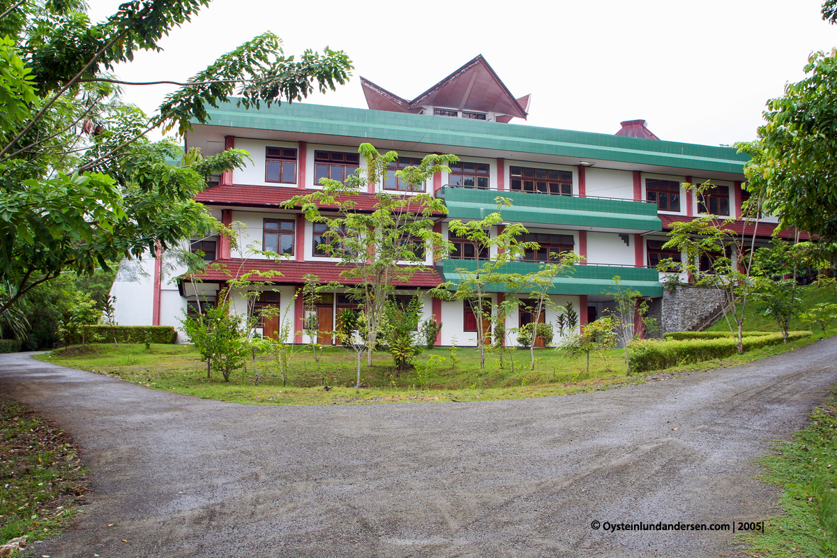 Cenderawasih University Universitas UNCEN Jayapura Papua Library