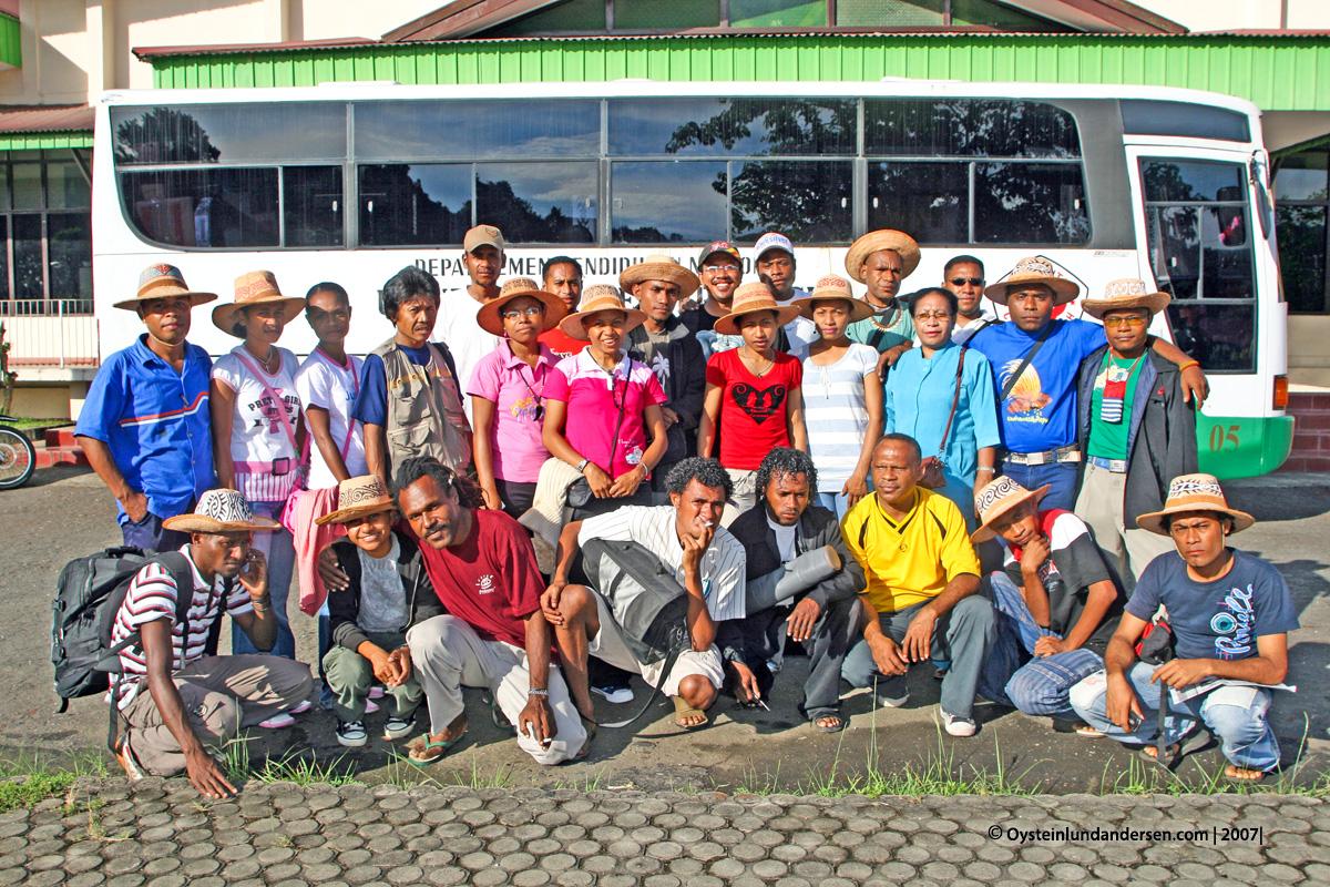 Cenderawasih University Jayapura Papua Anthropology Antropologi UNCEN Palangkaraya