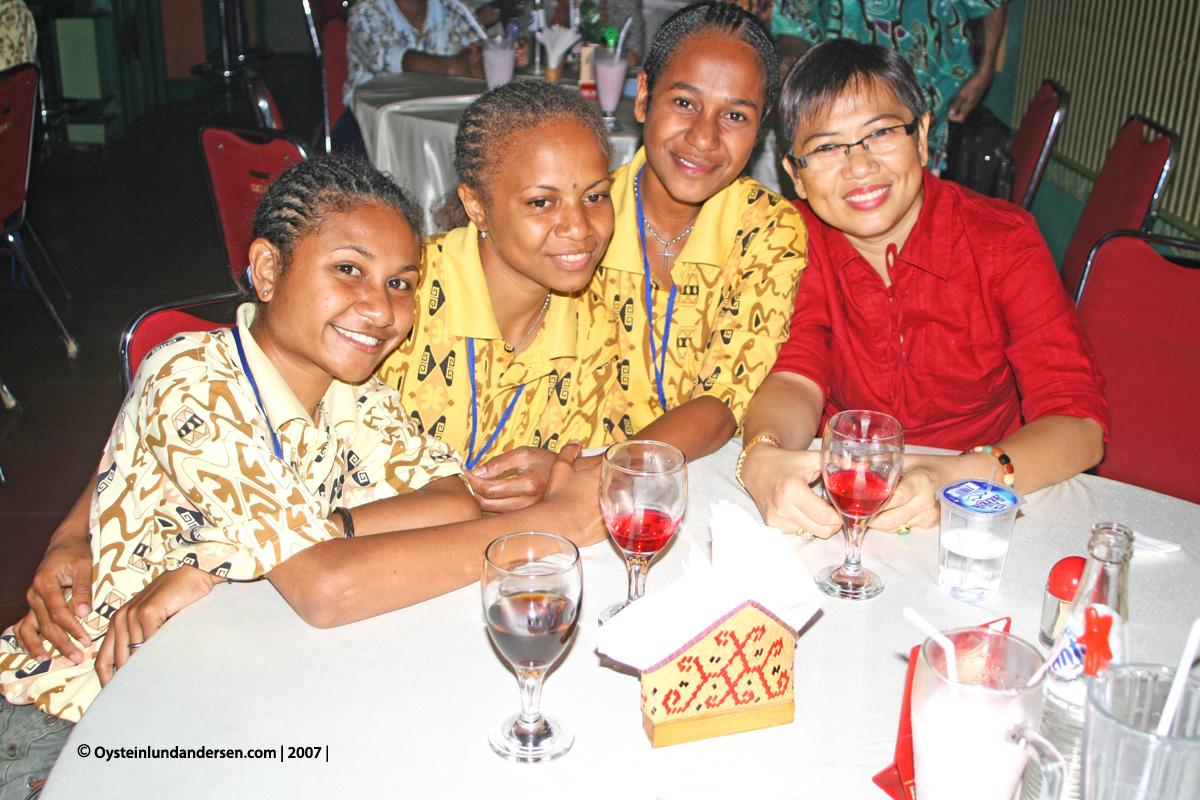 Cenderawasih University Jayapura Papua Anthropology Antropologi UNCEN Ivonne Poli