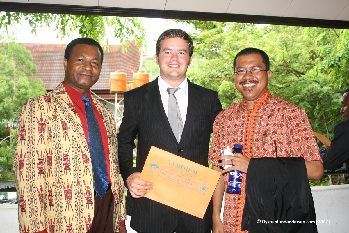 Cenderawasih University Jayapura Fredrik Sokoy Habel Samakori UNCEN
