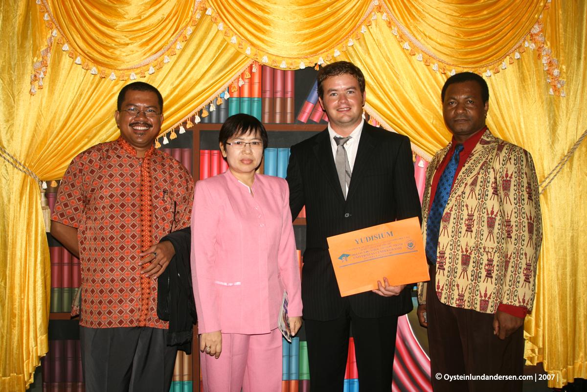 Cenderawasih University Jayapura Papua Anthropology Antropologi FISIP UNCEN