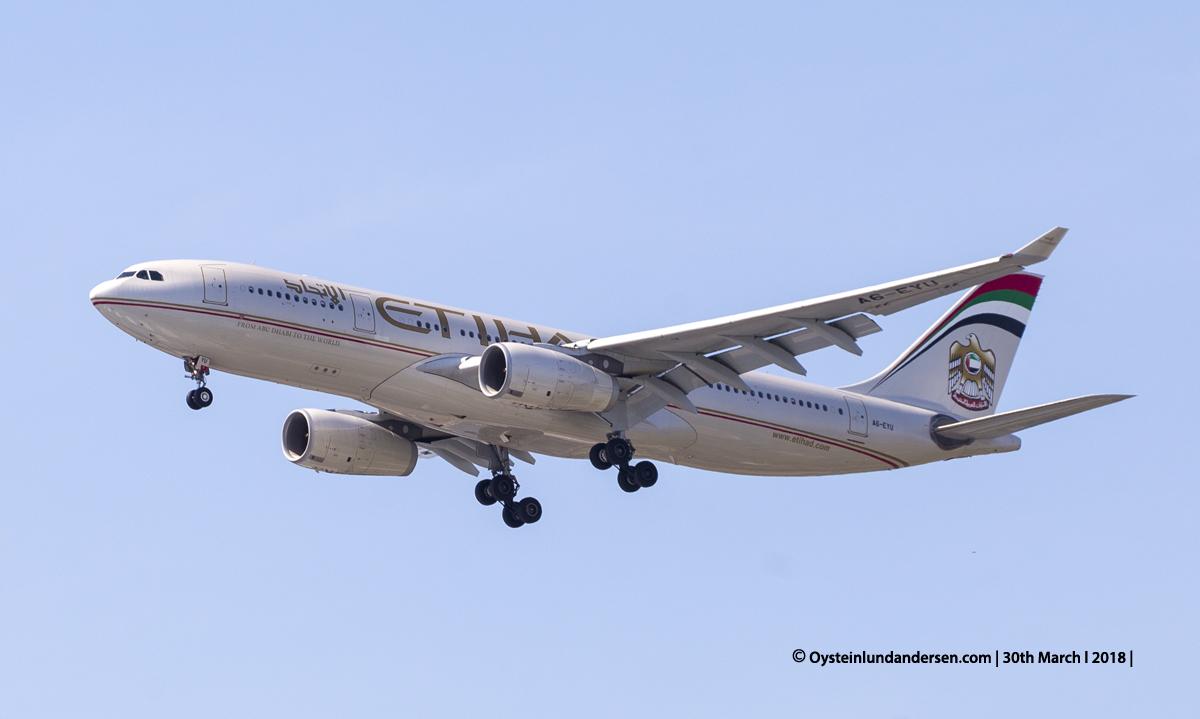jakarta cgk Ethiad Airbus 330-200 A6-EYU