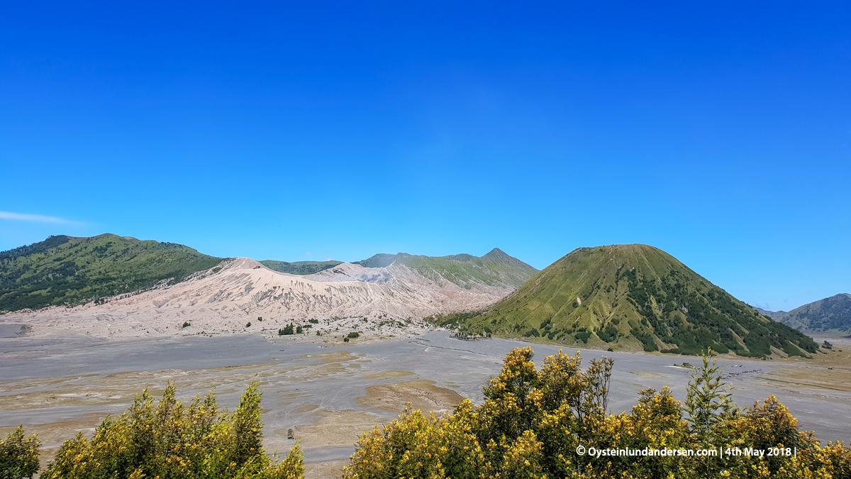 Bromo Volcano Gunung Bromo Indonesia 2018 vulkan Bromo Tengger East-java