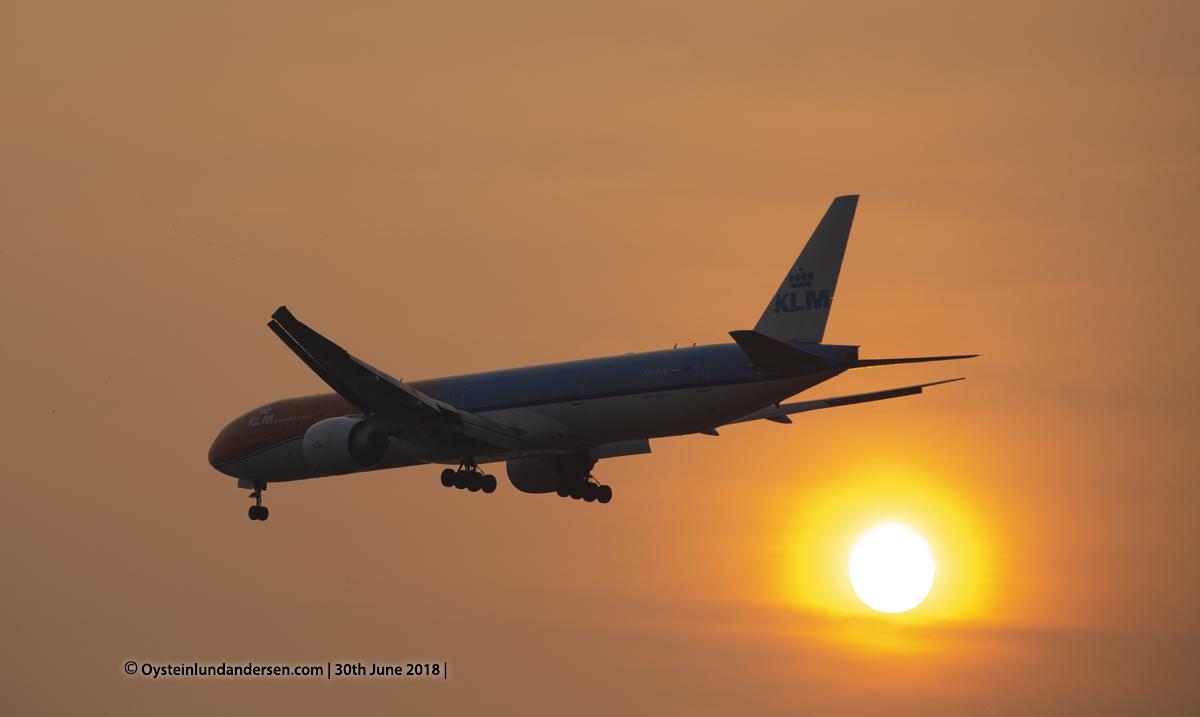 Boeing 777-300ER (PH-BVA)