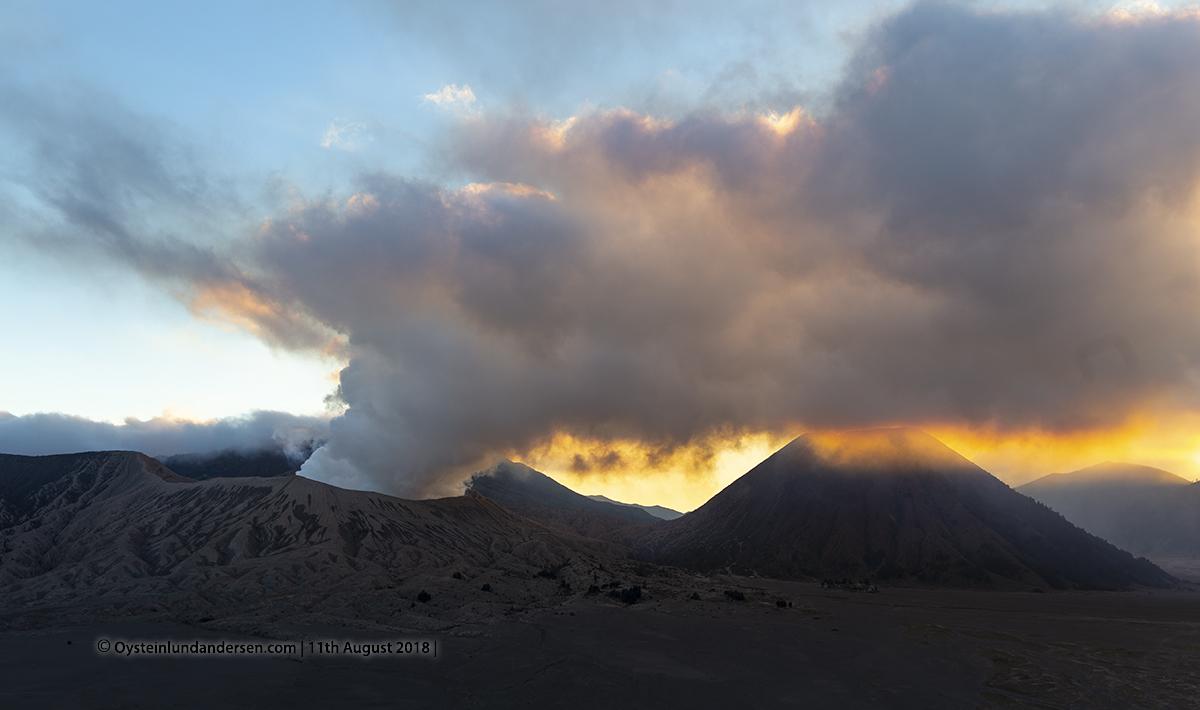 Bromo August 2018 volcano tengger east-java photography