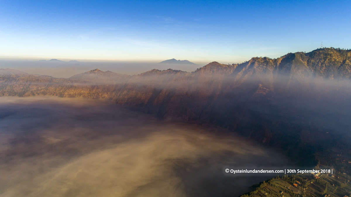 Indonesia Bromo September 2018