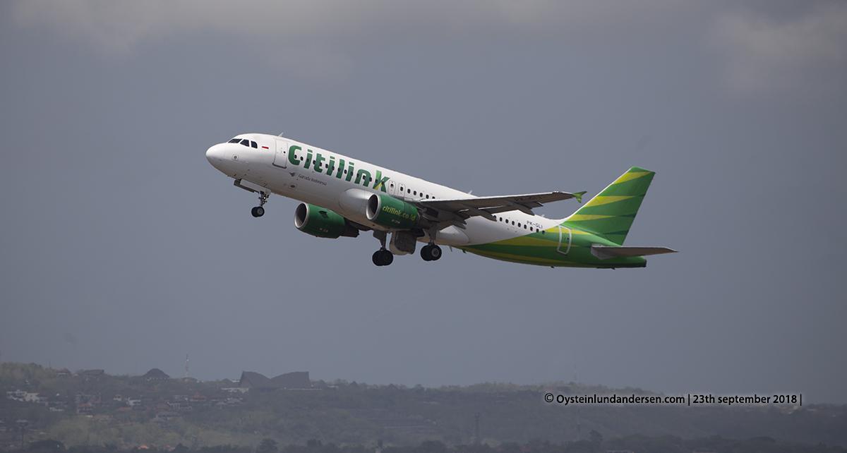 Citylink Airbus 320-200