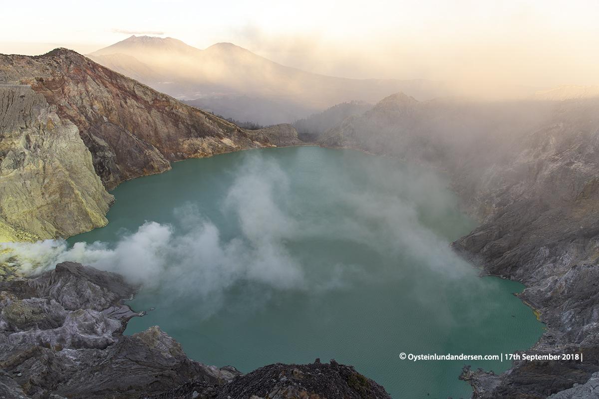 2018 Ijen volcano java indonesia blueflame biru gunung