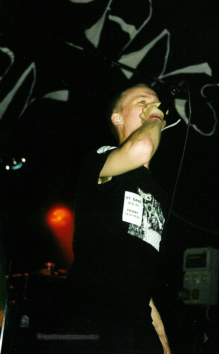 DS13 The Hultsfred Festival 2001